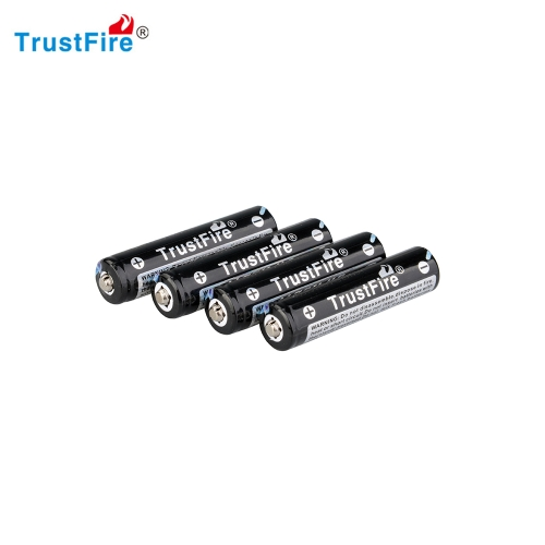 4PCS AAA 10440 600mAh 3.7V TrustFire Rechargeable Lithium BatteryHome &amp; Garden<br>4PCS AAA 10440 600mAh 3.7V TrustFire Rechargeable Lithium Battery<br>