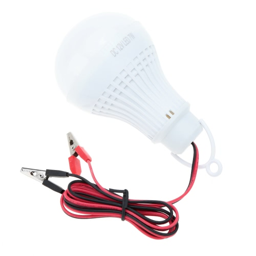 Portable Outdoor Camping DC 12V 3W LED Warm White Light Energy Saving BulbHome &amp; Garden<br>Portable Outdoor Camping DC 12V 3W LED Warm White Light Energy Saving Bulb<br>