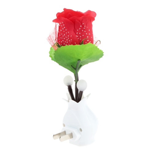 Lixada LED Color Change Light Sensor Energy Saving Mushroom Purple Rose Flower Plant Potted Bed Decor Night Lamp Home IlluminationHome &amp; Garden<br>Lixada LED Color Change Light Sensor Energy Saving Mushroom Purple Rose Flower Plant Potted Bed Decor Night Lamp Home Illumination<br>