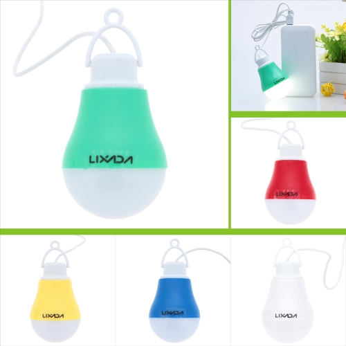 Lixada DC 5-6V Real Power 4W USB LED Bulb Light Lamp for Home Camping Hiking Emergency Outdoor IlluminationHome &amp; Garden<br>Lixada DC 5-6V Real Power 4W USB LED Bulb Light Lamp for Home Camping Hiking Emergency Outdoor Illumination<br>