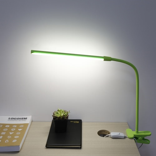6W 30 LEDs Eye Protection Clamp Clip Light Table Lamp Bendable USB Powered Flexible Lamp Desk Reading Working StudyingHome &amp; Garden<br>6W 30 LEDs Eye Protection Clamp Clip Light Table Lamp Bendable USB Powered Flexible Lamp Desk Reading Working Studying<br>