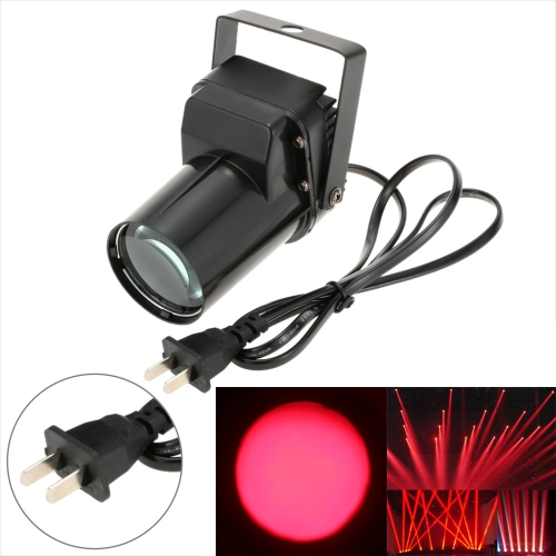 3W Mini LED Single Color Beam Pinspot Spotlight Effect Stage Light LampHome &amp; Garden<br>3W Mini LED Single Color Beam Pinspot Spotlight Effect Stage Light Lamp<br>
