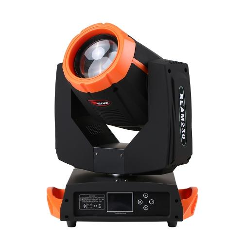7Rシャープ230W RGBW DMX512ムービングヘッドステージライト