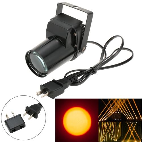 3W Mini LED Single Color Beam Pinspot Spotlight Effect Stage Light LampHome &amp; Garden<br>3W Mini LED Single Color Beam Pinspot Spotlight Effect Stage Light Lamp<br>