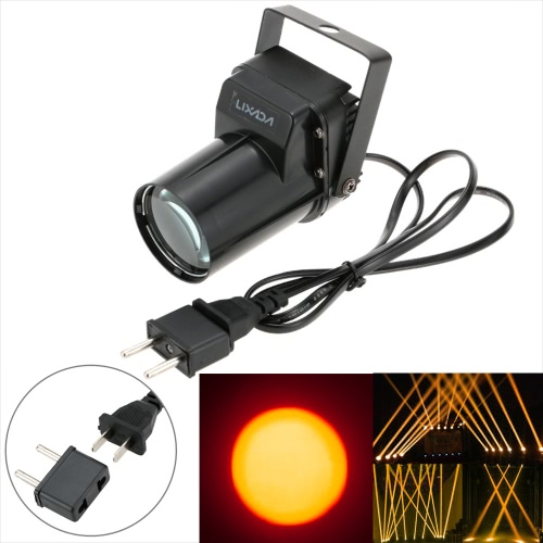 AC 90-240V 3W Mini LED Single Color Beam Pinspot Spotlight Effect Stage Light Lamp for Shop Bar Party Blind CornerHome &amp; Garden<br>AC 90-240V 3W Mini LED Single Color Beam Pinspot Spotlight Effect Stage Light Lamp for Shop Bar Party Blind Corner<br>