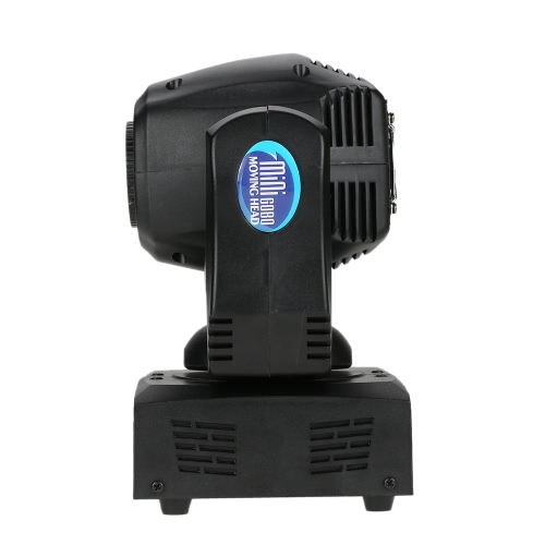Tomshine 80W DMX512 Controllo del suono 8 Colori che cambiano la lampada a LED