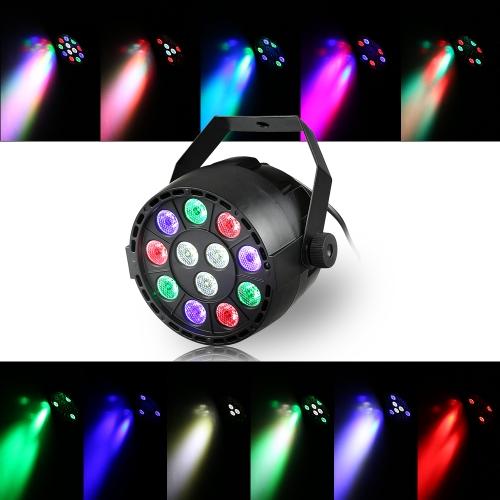20W 12 LEDs Dream RGBW Par Stage LightHome &amp; Garden<br>20W 12 LEDs Dream RGBW Par Stage Light<br>