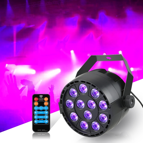 20W 12LEDs DMX 512 Par Stage LightHome &amp; Garden<br>20W 12LEDs DMX 512 Par Stage Light<br>