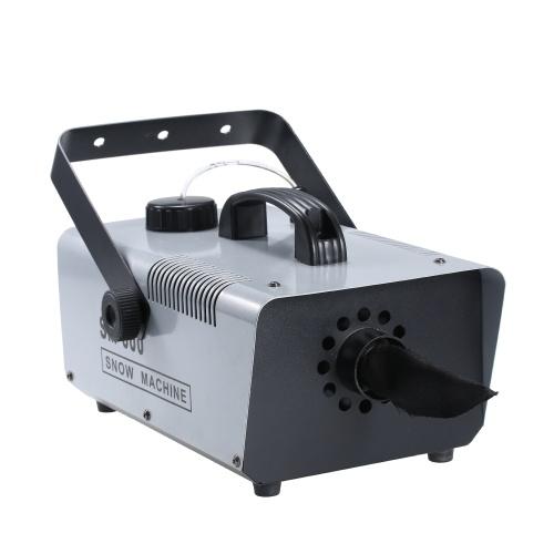 AC220V 600Wスノーフレークマシンステージライト