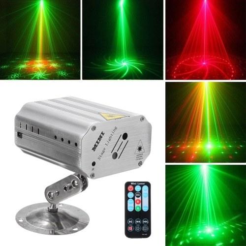 AC100-240V 1.15Wミニレーザーステージライト照明器具