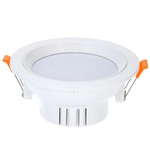 Lampe de plafond à commutation automatique avec détecteur de mouvement à DEL