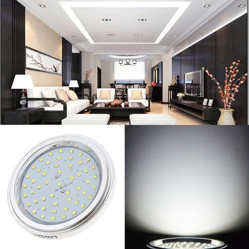 G53 Bulb 12V 7W 51 SMD2835 Epistar LEDs 600LM AR111 Decorative LED Spotlight Cold WhiteHome &amp; Garden<br>G53 Bulb 12V 7W 51 SMD2835 Epistar LEDs 600LM AR111 Decorative LED Spotlight Cold White<br>