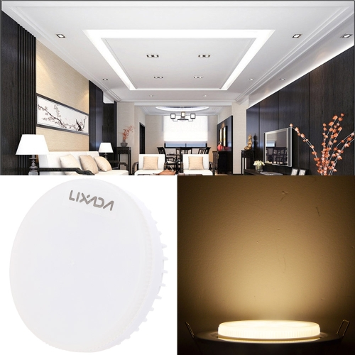 Lixada 7W GX53 Bulb 580LM Decorative Practical LED SpotlightHome &amp; Garden<br>Lixada 7W GX53 Bulb 580LM Decorative Practical LED Spotlight<br>