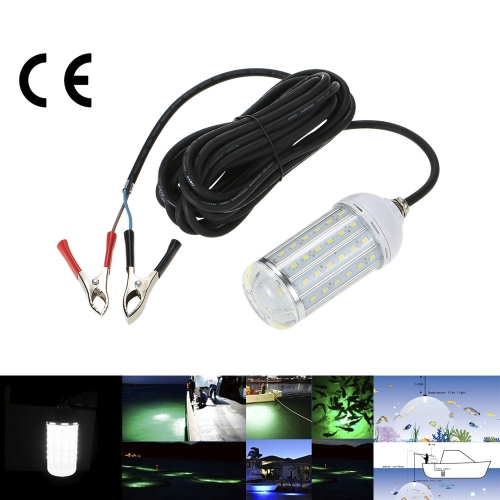 Lixada 12V 30W IP68 0-30m Water Resistant LED Lure Light Underwater Fish Attractor Lamp for Sea Lake Night FishingHome &amp; Garden<br>Lixada 12V 30W IP68 0-30m Water Resistant LED Lure Light Underwater Fish Attractor Lamp for Sea Lake Night Fishing<br>