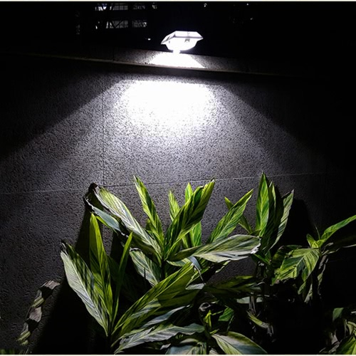 3W 6LED Solar Powered PIR Motion Sensor Wall Mount Lamp Security Outdoor Light Dusk to Dawn Auto On/Off with Bright/Dim Mode for GHome &amp; Garden<br>3W 6LED Solar Powered PIR Motion Sensor Wall Mount Lamp Security Outdoor Light Dusk to Dawn Auto On/Off with Bright/Dim Mode for G<br>
