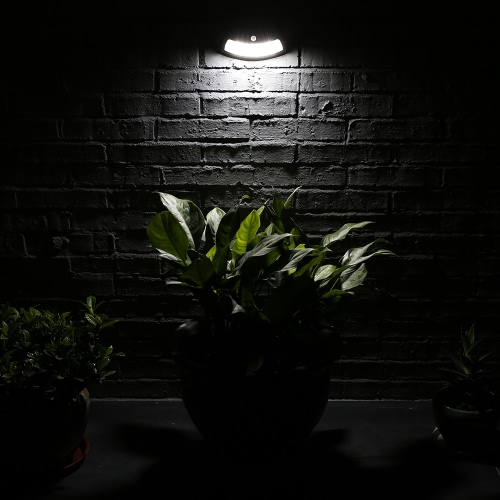 Copper Solar Power Light Motion Detection 8 LED IP65 Waterproof Outdoor Smiling Wall Lights Wireless Security Step Night Lamps forHome &amp; Garden<br>Copper Solar Power Light Motion Detection 8 LED IP65 Waterproof Outdoor Smiling Wall Lights Wireless Security Step Night Lamps for<br>