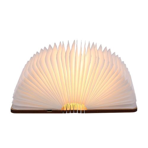 Tomshine Rechargeable USB LED Mini Folding Book Light