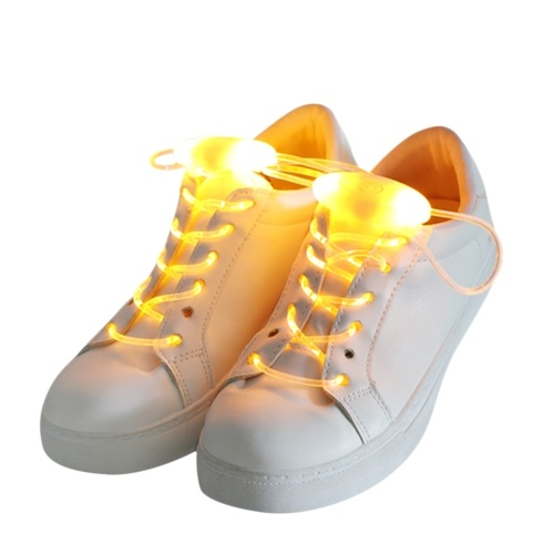 LED Battery Powered Operated Light Shoelace