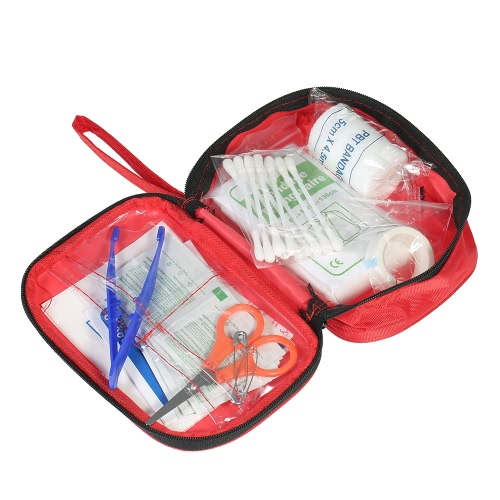 Carevas 40PCS portable Water-proof first aid kit Contains medical first-aid suppliesHealth &amp; Beauty<br>Carevas 40PCS portable Water-proof first aid kit Contains medical first-aid supplies<br>