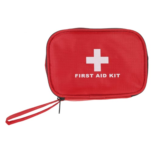 Carevas 40PCS Water-proof First Aid Kit FDA Approved