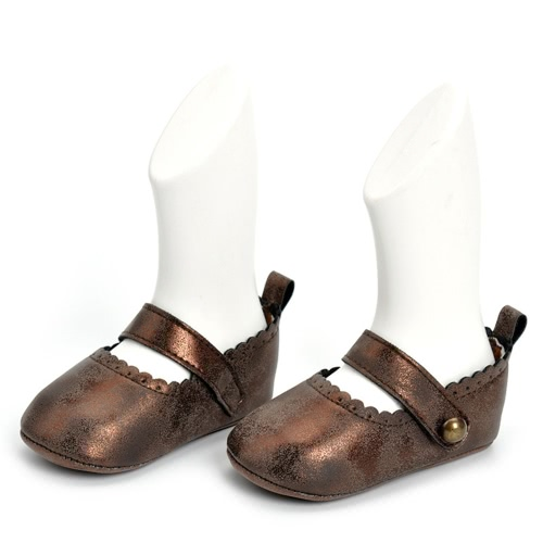 New Baby Girl Infant First Walkers Shoes Buckle Genuine Leather Shoes Soft Sole Anti-slip with Lace Bow SocksHome &amp; Garden<br>New Baby Girl Infant First Walkers Shoes Buckle Genuine Leather Shoes Soft Sole Anti-slip with Lace Bow Socks<br>