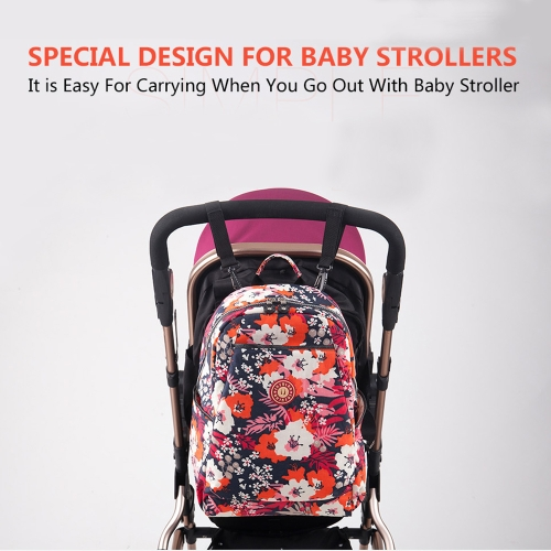 Insular Baby Diaper Bag Backpack Large Capacity Mummy Nappy Bag Nursing Bag Travel Backpack for Baby Care FrondentHome &amp; Garden<br>Insular Baby Diaper Bag Backpack Large Capacity Mummy Nappy Bag Nursing Bag Travel Backpack for Baby Care Frondent<br>