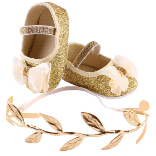 Unique Baby Girl Cute Flower Bowknot Shoes Sneaker Anti-slip Comfortable Soft Toddler ShoesHome &amp; Garden<br>Unique Baby Girl Cute Flower Bowknot Shoes Sneaker Anti-slip Comfortable Soft Toddler Shoes<br>
