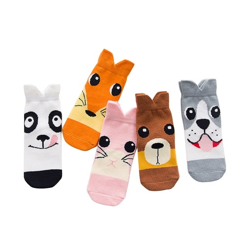 5 Pack Baby Unisex Socks Cotton Cute Cartoon Ear For 1-3 Year Infant Toddler Boy Girl Style1Home &amp; Garden<br>5 Pack Baby Unisex Socks Cotton Cute Cartoon Ear For 1-3 Year Infant Toddler Boy Girl Style1<br>