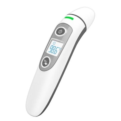 Termometro a infrarossi IR per adulti digitale LCD per neonati