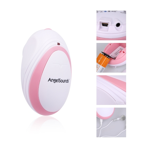 Mini Pocket Baby Heart Detector Heartbeat Listening Monitor Recorder 3.0MHz 50?240BPM With Headset Perfect Gift   for New Mommy CEHome &amp; Garden<br>Mini Pocket Baby Heart Detector Heartbeat Listening Monitor Recorder 3.0MHz 50?240BPM With Headset Perfect Gift   for New Mommy CE<br>