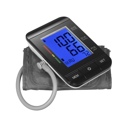 AlphaMed LCD Upper Arm Blood Pressure Monitor CE &amp; FDA &amp; ROHS ApprovedHealth &amp; Beauty<br>AlphaMed LCD Upper Arm Blood Pressure Monitor CE &amp; FDA &amp; ROHS Approved<br>