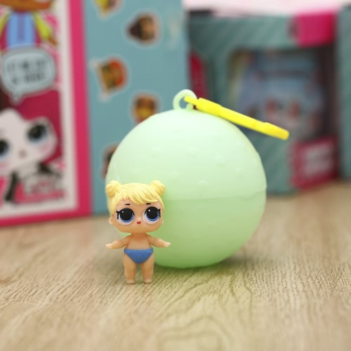 24 pcs Surprise Egg Doll Toy Lil Sisters Series 2Home &amp; Garden<br>24 pcs Surprise Egg Doll Toy Lil Sisters Series 2<br>