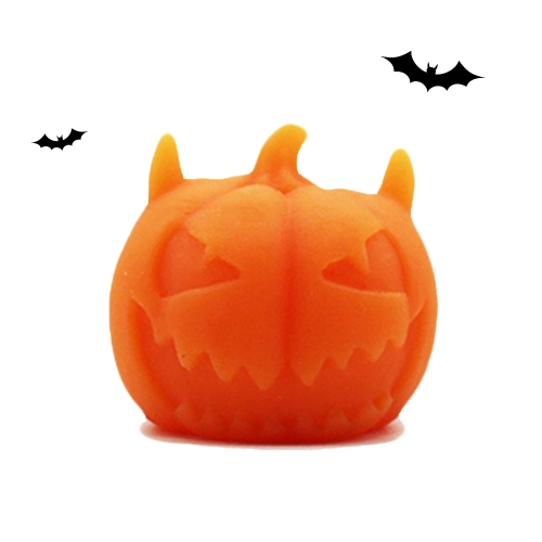1Pcs Soft Glue Pumpkin Toy Healing Squeeze StretchHome &amp; Garden<br>1Pcs Soft Glue Pumpkin Toy Healing Squeeze Stretch<br>