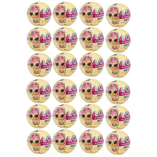 24Pcs L.O.L Egg Doll Toy  Mystery Baby PetsHome &amp; Garden<br>24Pcs L.O.L Egg Doll Toy  Mystery Baby Pets<br>