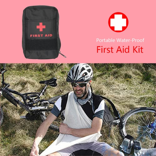 43PCS water-proof and tear-resistant First Aid Kit magic tapes for easy attachment to backpack FDA ApprovedHealth &amp; Beauty<br>43PCS water-proof and tear-resistant First Aid Kit magic tapes for easy attachment to backpack FDA Approved<br>