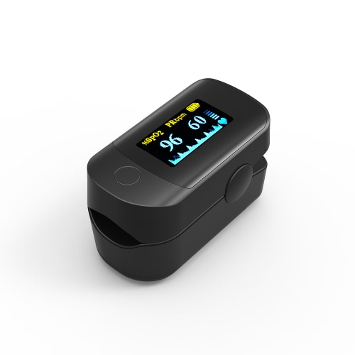 Accurate OLED Fingertip Pulse Oximeter Blood Oxygen Saturation MonitorHealth &amp; Beauty<br>Accurate OLED Fingertip Pulse Oximeter Blood Oxygen Saturation Monitor<br>