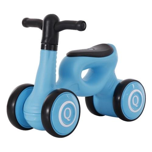 4 rodas sem pedais plástico bebê passeio-on brinquedos