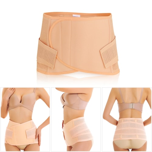 Women Maternity Breathable Mesh Type Postpartum Recovery Support Abdomen Belly Trainer Shaper BeltHome &amp; Garden<br>Women Maternity Breathable Mesh Type Postpartum Recovery Support Abdomen Belly Trainer Shaper Belt<br>