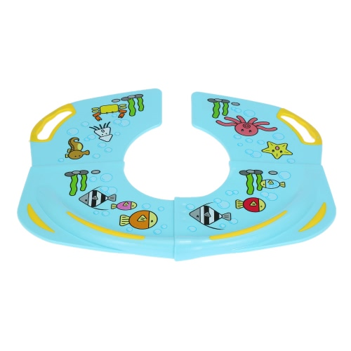 Karibu Kids Toddlers Home Travel Folding Potty Seat for Standard ToiletsHome &amp; Garden<br>Karibu Kids Toddlers Home Travel Folding Potty Seat for Standard Toilets<br>
