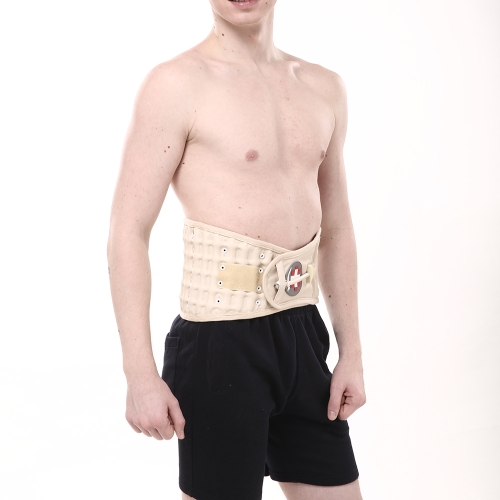 Carevas Back Decompression Belt Lumbar Support Brace Spinal Air Traction Device Back Pain Relief CE &amp; FDA ApprovedHealth &amp; Beauty<br>Carevas Back Decompression Belt Lumbar Support Brace Spinal Air Traction Device Back Pain Relief CE &amp; FDA Approved<br>