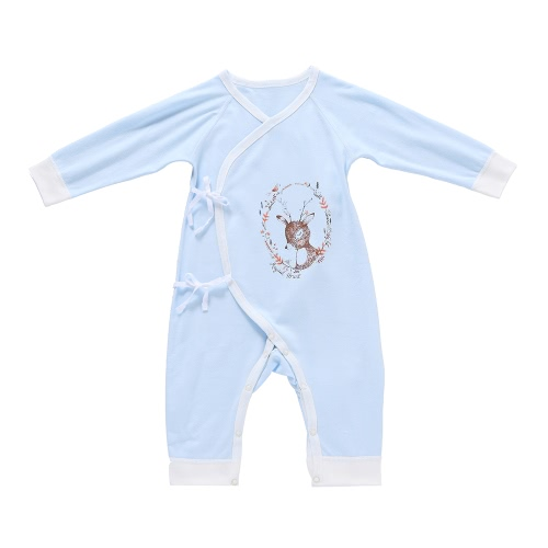 Baby Romper Unisex 100% Cotton Babysuit Baby Clothes Long Sleeve Playsuit Spring Summer Autumn For Newborn Infant Baby Girl Boy BlHome &amp; Garden<br>Baby Romper Unisex 100% Cotton Babysuit Baby Clothes Long Sleeve Playsuit Spring Summer Autumn For Newborn Infant Baby Girl Boy Bl<br>