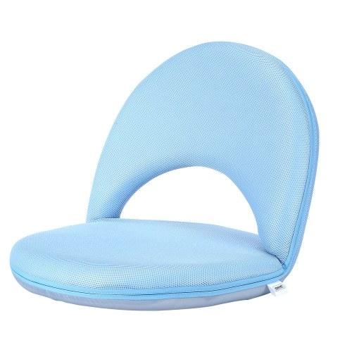 Регулируемая спинка кресла на полу