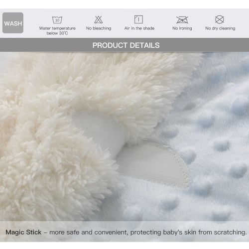 Knitting Solid Color Baby Swaddle Wrap Newborn Soft Snuggle Swaddling Blanket Thickening Warm Sleeping BagsHome &amp; Garden<br>Knitting Solid Color Baby Swaddle Wrap Newborn Soft Snuggle Swaddling Blanket Thickening Warm Sleeping Bags<br>