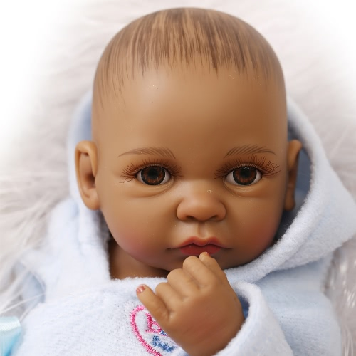 Reborn Baby Doll Baby Bath Toy Full Silicone Body Eyes Open With Clothes 10inch 25cm Lifelike Cute Gifts Toy Baby BoyHome &amp; Garden<br>Reborn Baby Doll Baby Bath Toy Full Silicone Body Eyes Open With Clothes 10inch 25cm Lifelike Cute Gifts Toy Baby Boy<br>