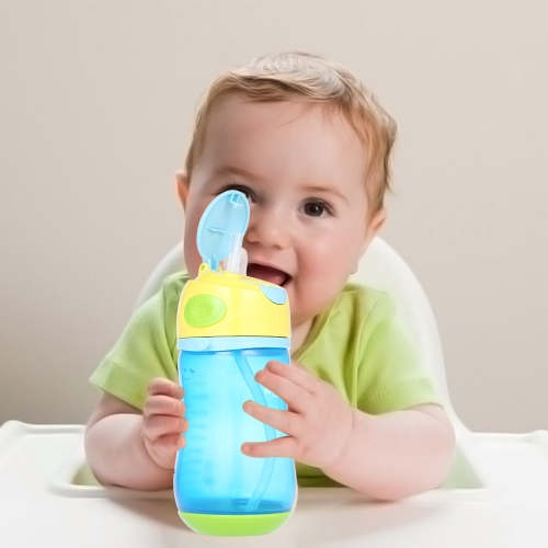 Haierbaby Brillante Kids Child Sippy Cup Trainer Transition Bottle Learner Cup Non-slip With Draw &amp; Detachable Strap BPA Free 350mHome &amp; Garden<br>Haierbaby Brillante Kids Child Sippy Cup Trainer Transition Bottle Learner Cup Non-slip With Draw &amp; Detachable Strap BPA Free 350m<br>