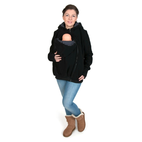 Multifunction Womens Maternity Hoodie Sweatshirt Kangaroo Hooded Outwear Coat Jacket for Baby Carriers Red SHome &amp; Garden<br>Multifunction Womens Maternity Hoodie Sweatshirt Kangaroo Hooded Outwear Coat Jacket for Baby Carriers Red S<br>