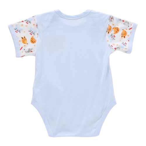 Baby Romper Unisex 100% Cotton Babysuit Baby Clothes Playsuit Cat Print Short Sleeve Summer For Newborn Infant Baby Girl Boy PinkHome &amp; Garden<br>Baby Romper Unisex 100% Cotton Babysuit Baby Clothes Playsuit Cat Print Short Sleeve Summer For Newborn Infant Baby Girl Boy Pink<br>