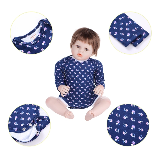 5pcs Baby Clothes Set For Girl 100% Cotton Long Sleeve Rompers Baby Clothing Jumpsuit Bird Pattern 3MHome &amp; Garden<br>5pcs Baby Clothes Set For Girl 100% Cotton Long Sleeve Rompers Baby Clothing Jumpsuit Bird Pattern 3M<br>