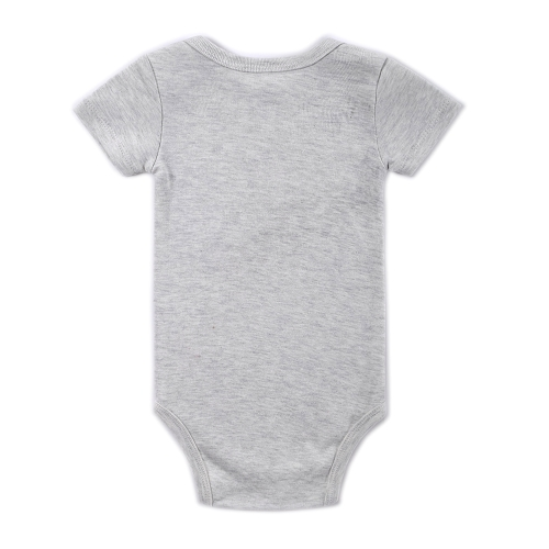 Baby Rompers Bodysuit 100% Cotton Short Sleeve Unisex Newborn Baby Clothing 0-3MonthHome &amp; Garden<br>Baby Rompers Bodysuit 100% Cotton Short Sleeve Unisex Newborn Baby Clothing 0-3Month<br>
