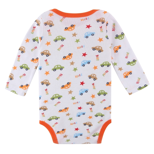 3pcs Baby Rompers Bodysuit Clothes Set Unisex 100% Cotton Long Sleeve Baby Clothing 0-3MHome &amp; Garden<br>3pcs Baby Rompers Bodysuit Clothes Set Unisex 100% Cotton Long Sleeve Baby Clothing 0-3M<br>